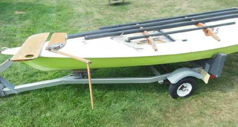 AMF Force 5, 1973 sailboat