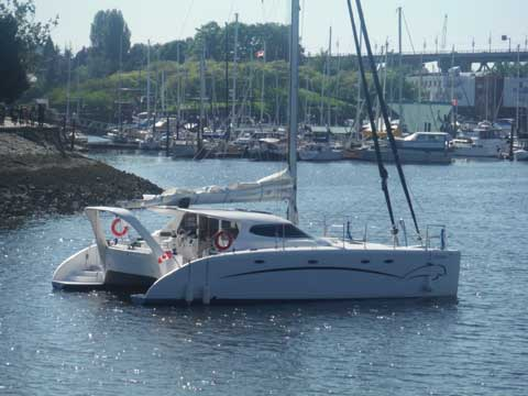 Fusion 40 Catamaran, 2011 sailboat