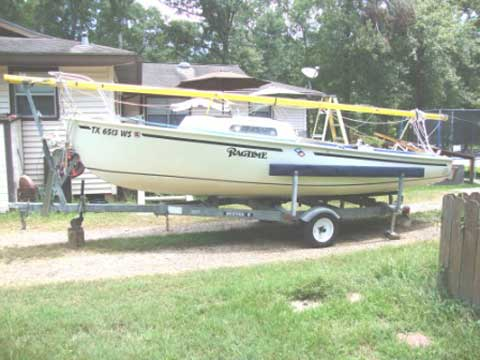 Gulf Coast 20, 1981 sailboat