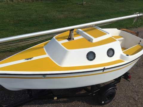 Guppy, 1975 sailboat