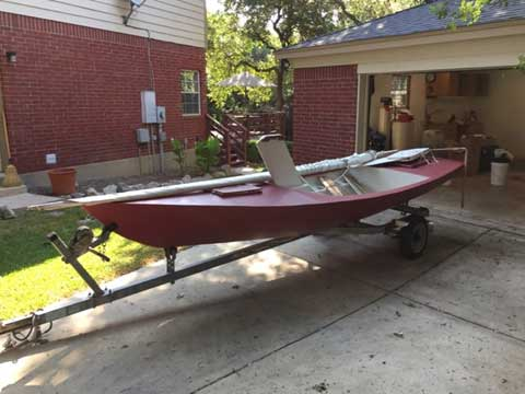 Gypsy Modified, 2004 sailboat