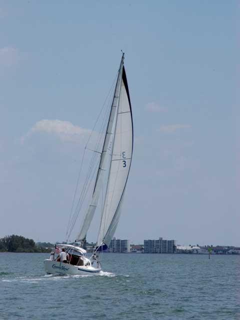 Heritage West Indies, 1976 sailboat