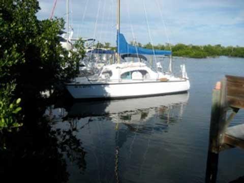 Hirondelle Catamaran 24, 1972 sailboat
