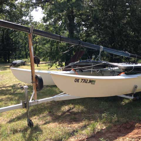 Hobie 16, 1989 sailboat
