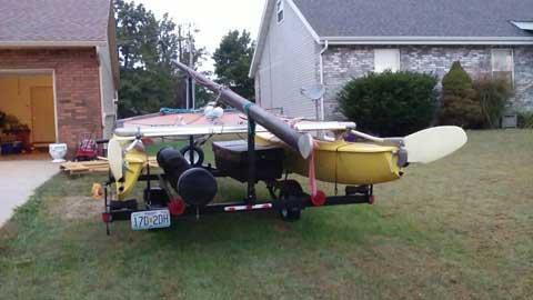 Hobicat 16, 1980 sailboat