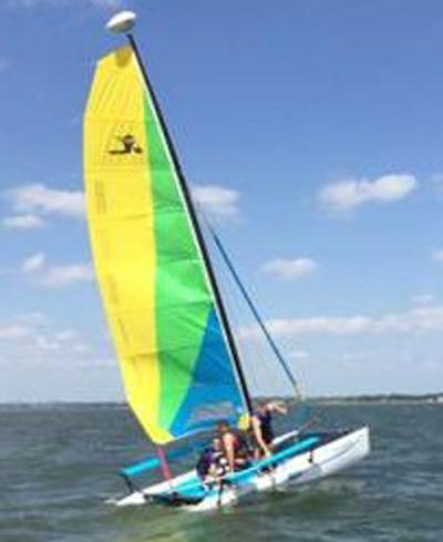 Hobie Getaway, 2014 sailboat