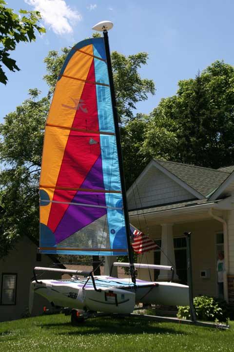 Hobiecat Wave, 2004 sailboat