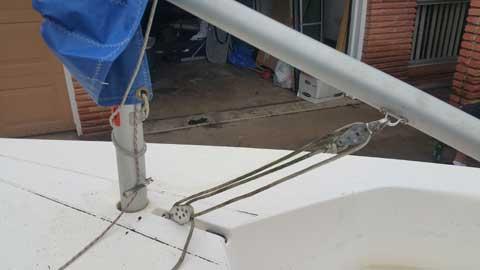 Hobie Holder 12, 1983 sailboat