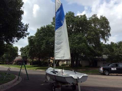 Hunter 14 ft. 1999 sailboat