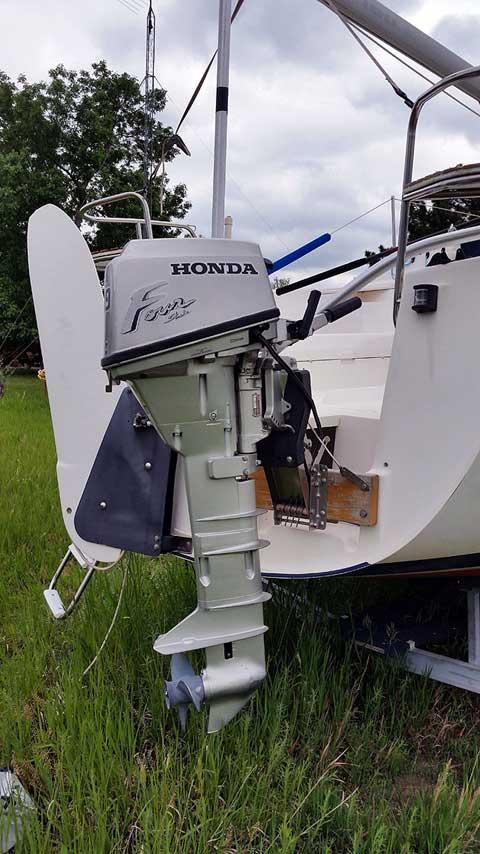 Hunter 26, 1994 sailboat
