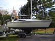 1987 Hunter 26.5 sailboat