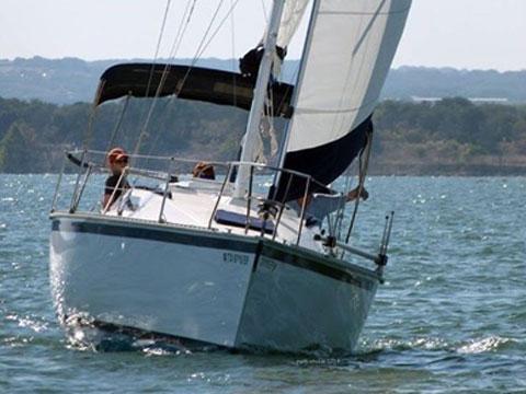 Hunter 28.5, 1986 sailboat