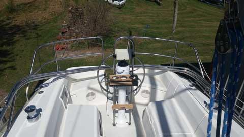Hunter 30T, 1991 sailboat