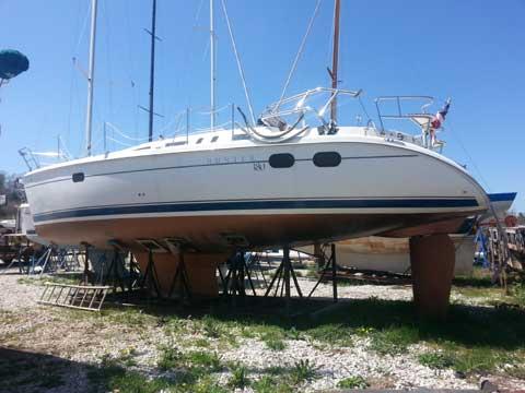 Hunter 380, 2000, Stockton, Missouri, sailboat for sale from