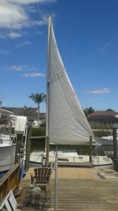 Irwin 10 4 27 Ft 1976 Tampa Florida Sailboat For Sale