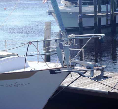 Islander Freeport 36B, 1980 sailboat