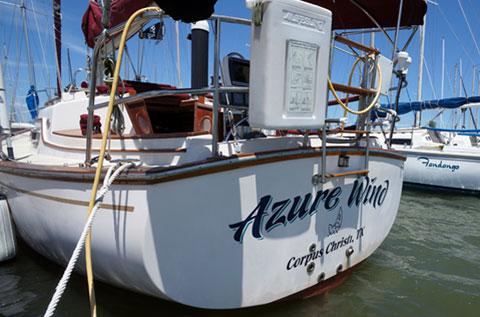 Island Packet 27, 1989 sailboat