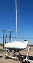 1991 J22 sailboat