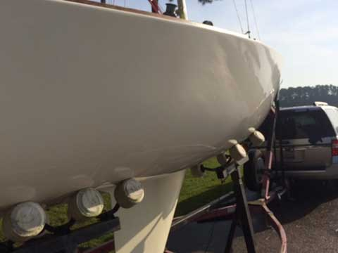 J22, 1991 sailboat