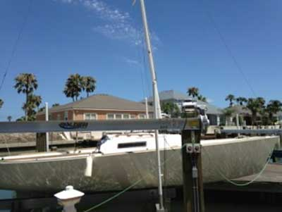 J 22, 1983 sailboat