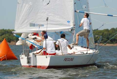 J/24, 1981, Lawrence, Kansas sailboat