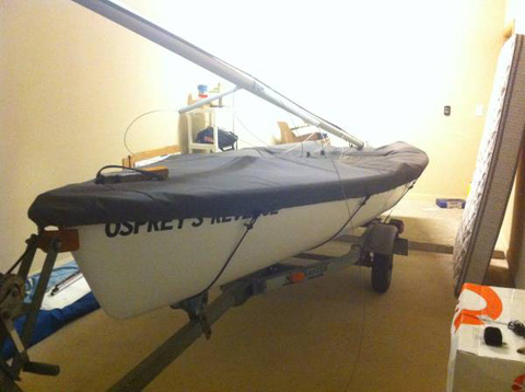 JY 15, 1995 sailboat