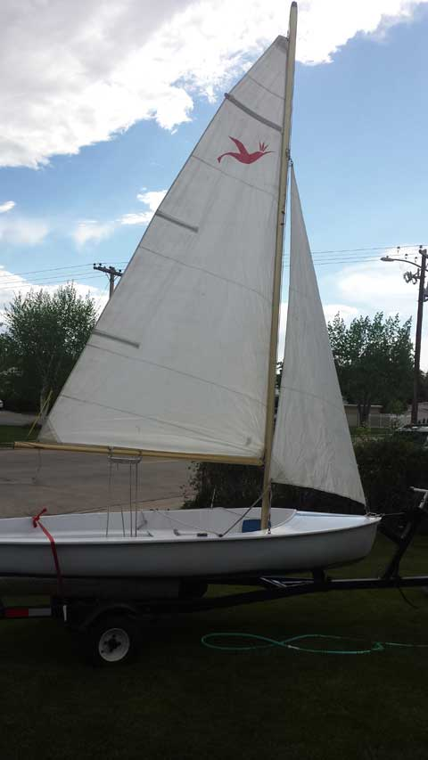 Kolibri Atlanta 12 foot, 1970 sailboat