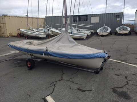 Laser Performance 420, 2009 sailboat
