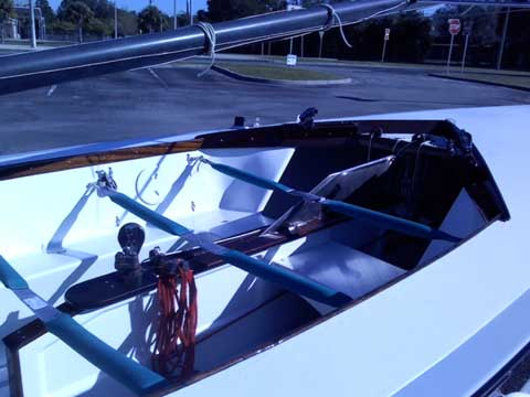 Lightning 19, 1971 sailboat