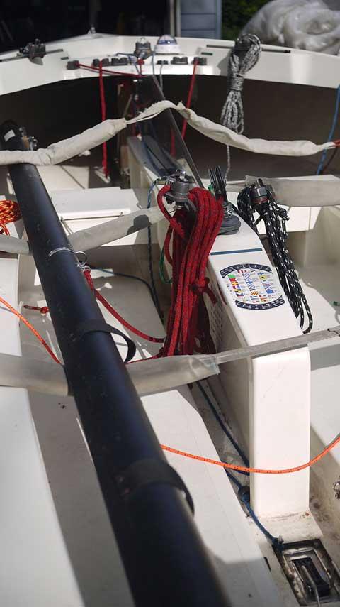 Nickels Lightning, 1984 sailboat