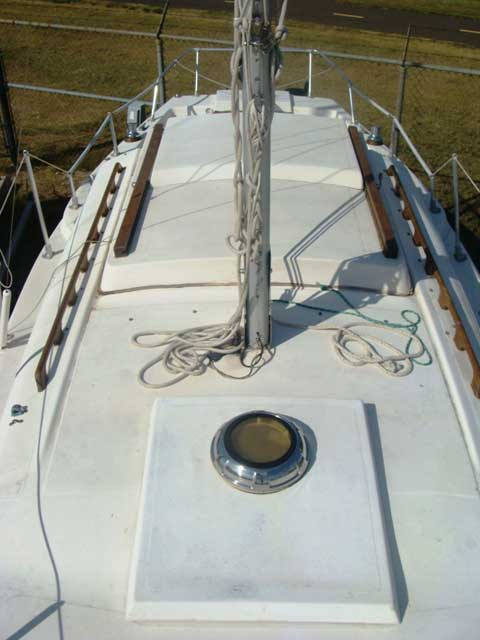 Luger Trade Wind 26, 1976 sailboat