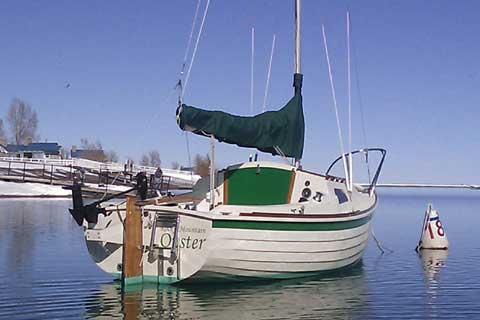 Lyle Hess, 17ft., 1984 sailboat