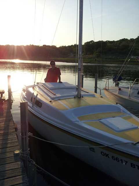 Macgregor 22, 1980 sailboat