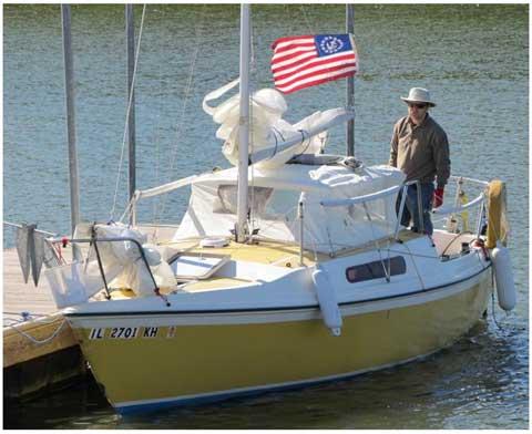 Macgregor 22, 1982 sailboat