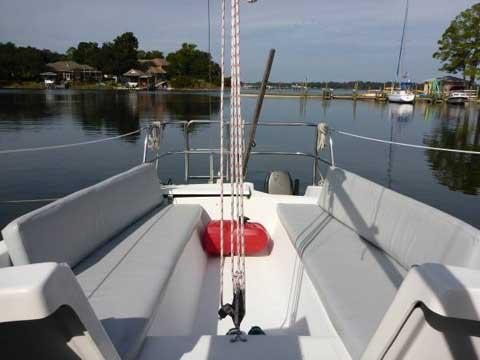 MacGregor 26s, 1995 sailboat