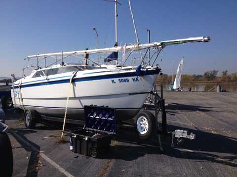 Macgregor 26X, 1996 sailboat
