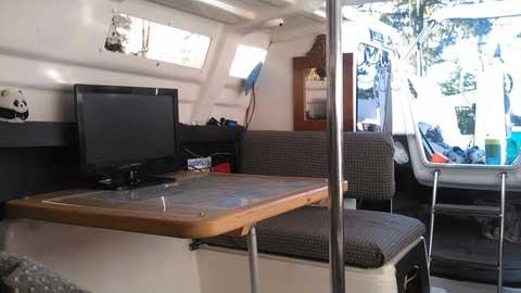 Macgregor 26x, 2002 sailboat