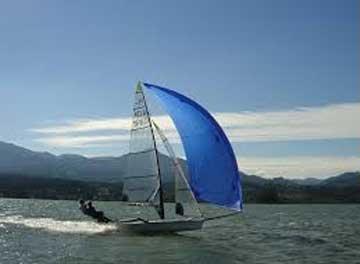Mackay 49-er sailboat