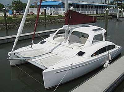 Maine Cat 30, 1999/2000 sailboat