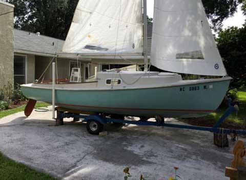 Mariner 19, 1968 sailboat