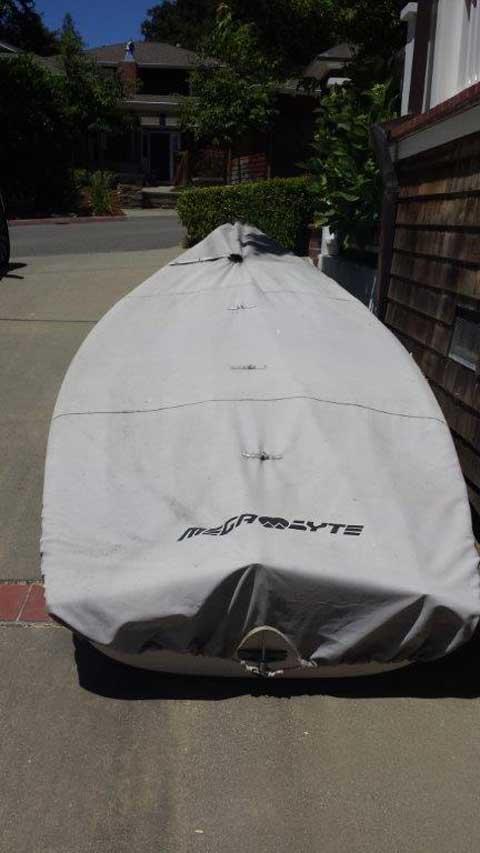 Megabyte, 2005 sailboat