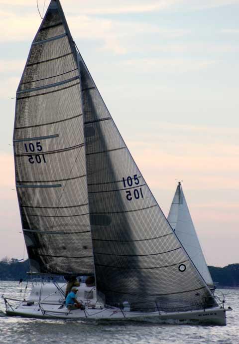 Melges 30 Sport boat, 1996 sailboat