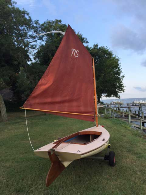 Crawford Melonseed, 1992 sailboat