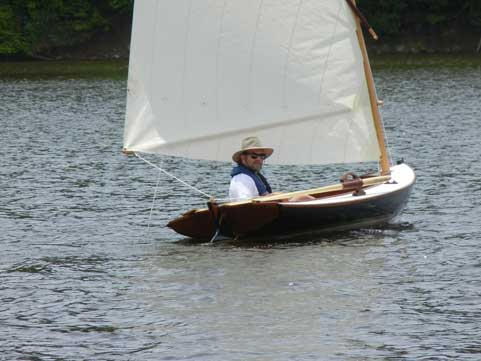 Melonseed, 2013 sailboat