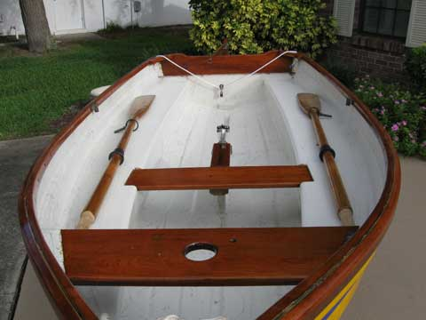Montgomery 10 Sailing Dinghy, 1978 sailboat