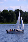 1981 Montgomery 15 sailboat