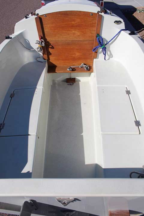 Montgomery 15, 1989 sailboat