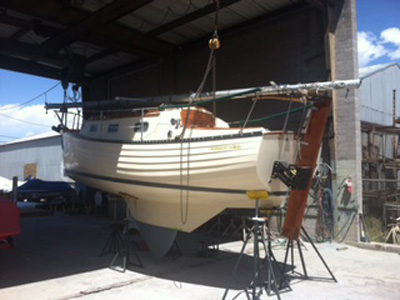 Stanchions For Sale >> Montgomery 23, 1983, Tucson, Arizona, sailboat for sale ...