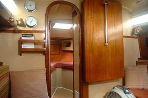 Moody 30, 1977 sailboat