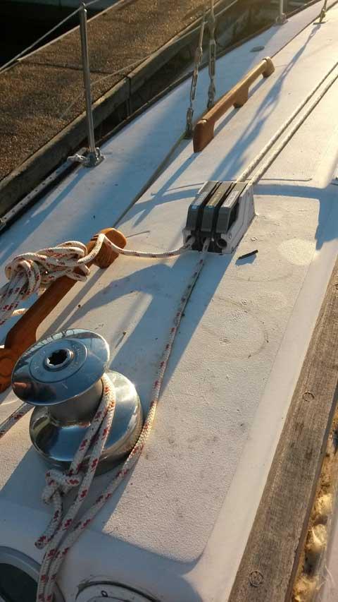 Morgan 30/2, 1972 sailboat